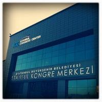 11/9/2012にMelissa M.がİstanbul Kongre Merkeziで撮った写真