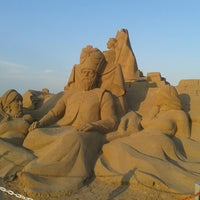 Foto diambil di Sandland oleh Tuba K. pada 8/6/2014