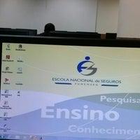 8/14/2014에 Marcos C.님이 Escola Nacional de Seguros에서 찍은 사진