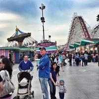 3/3/2013にTjay F.がSanta Cruz Beach Boardwalkで撮った写真