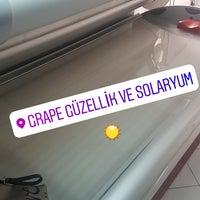 รูปภาพถ่ายที่ Grape Güzellik Merkezi โดย İpek S. เมื่อ 9/30/2017