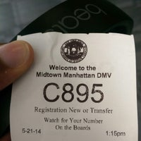 NYS DMV - Midtown Office - Government Building in New York