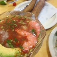 Снимок сделан в Ostionería Mazatlán пользователем Patricia M. 3/17/2013