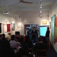 Foto diambil di The City Quilter oleh Greenwich Village Chelsea Chamber of Commerce pada 9/24/2012