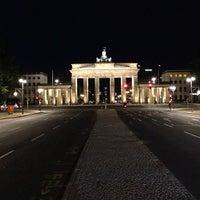 6/4/2013 tarihinde Martin O.ziyaretçi tarafından Brandenburg Kapısı'de çekilen fotoğraf