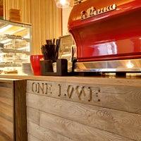 Снимок сделан в ONE LOVE espresso bar пользователем ONE LOVE espresso bar 3/2/2016