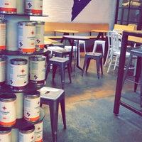 9/1/2018 tarihinde Mousa .ziyaretçi tarafından Compass Coffee'de çekilen fotoğraf
