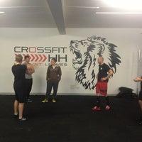 Das Foto wurde bei CrossFit HH von Kjell F. am 9/20/2013 aufgenommen
