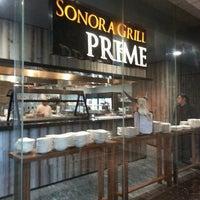 Foto tomada en Sonora Grill Prime por Ciro M. el 3/5/2014
