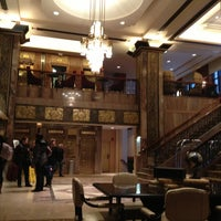 Photo taken at Hotel Phillips, Curio Collection by Hilton by David M. on 2/21/2013