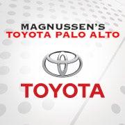 Photo Taken At Magnussen 39 S Toyota Of Palo Alto By