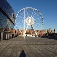 Снимок сделан в ACC Liverpool пользователем Susan B. 12/5/2012