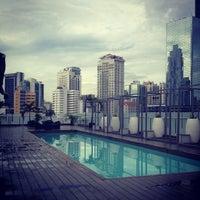 Foto tomada en Manrey Hotel por Kimberly H. el 10/29/2012