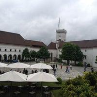 Foto diambil di Ljubljanski Grad | Ljubljana Castle oleh Daniel I. pada 5/25/2013