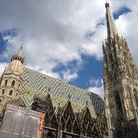 5/26/2013 tarihinde Daniel I.ziyaretçi tarafından Aziz Stephan Katedrali'de çekilen fotoğraf