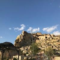 4/23/2018 tarihinde Ahmet Ö.ziyaretçi tarafından Çavuşin Köyü Eski Kaya Cami'de çekilen fotoğraf