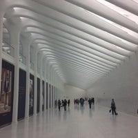 10/25/2013에 Scott B.님이 World Trade Center Transportation Hub (The Oculus)에서 찍은 사진
