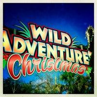 11/23/2012 tarihinde hArriziyaretçi tarafından Wild Adventures Theme Park'de çekilen fotoğraf