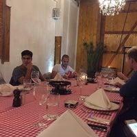 Das Foto wurde bei Restaurant Adlisberg von Kael R. am 9/24/2016 aufgenommen