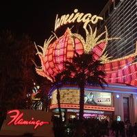 Foto tomada en Flamingo Las Vegas Hotel & Casino por Buqing el 11/25/2012