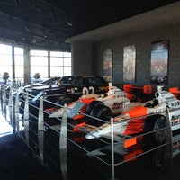 Photo taken at Penske Racing Museum by Curtis C. F. on 2/15/2013