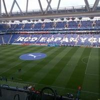 Photo prise au RCDE Stadium par Pilar S. le5/26/2013