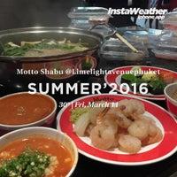 motto shabu shabu homework phuket