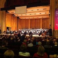 Foto tomada en Copley Symphony Hall por Heloneida M. el 12/8/2013