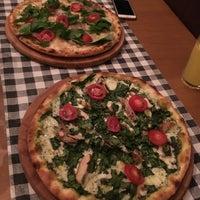 10/19/2016 tarihinde Reco R.ziyaretçi tarafından Double Zero Pizzeria'de çekilen fotoğraf