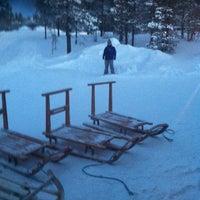 1/10/2014にJose Ramon G.がKakslauttanen Arctic Resortで撮った写真