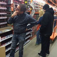 b8a988a00e5 ... Photo taken at The Home Depot by David D. on 2 8 2014 ...