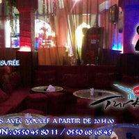 Turkuaz Chicha Club Cite 11 Decembre