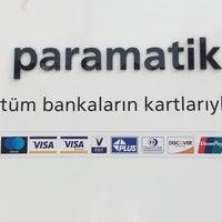 Photo prise au Garanti Bankası par Rumet S. le3/7/2018