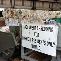 Roswell Recycling Center >> Roswell Recycling Center 11570 Maxwell Rd