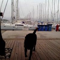 4/3/2013 tarihinde Mikhail D.ziyaretçi tarafından Mod Yacht Lounge'de çekilen fotoğraf