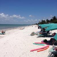 Photo Taken At Bonita Bay Private Beach Club By Alan C On 7 4