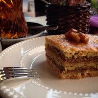 Снимок сделан в Tiflis Georgian Restaurant пользователем Julia T. 7/27/2014