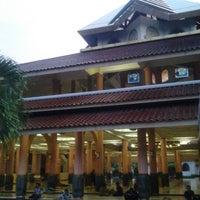 12/29/2012にEk S.がMasjid Kampus UGMで撮った写真