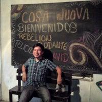 Das Foto wurde bei Cosa Nuova von Rebelión R. am 6/27/2014 aufgenommen