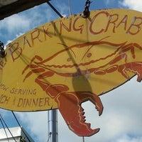 Снимок сделан в The Barking Crab пользователем Robert P. 8/28/2012