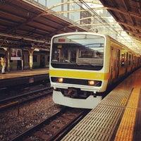 12/5/2012にJohn G.が代々木駅で撮った写真