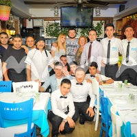 5/30/2014 tarihinde Mavra Restaurantziyaretçi tarafından Mavra Restaurant'de çekilen fotoğraf