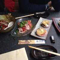 Снимок сделан в Mochi Restaurant пользователем Eunice K. 10/16/2014