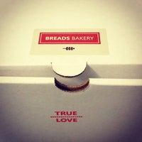 Foto diambil di Breads Bakery oleh Angela I. pada 9/4/2013