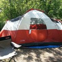 Das Foto wurde bei Baraboo Hills Campground von Brian M. am 6/14/2013 aufgenommen