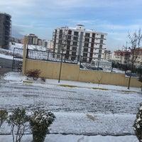 Снимок сделан в TOKİ Cumhuriyet Anadolu Lisesi пользователем Simay S. 1/19/2016