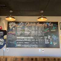 2/29/2020にGabe R.がLa Quinta Brewing Co.で撮った写真