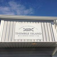Photo prise au Thimble Island Brewing Company par Gabe R. le1/4/2013