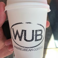 Photo taken at WhereUBean Coffee by Tim S. on 1/31/2018
