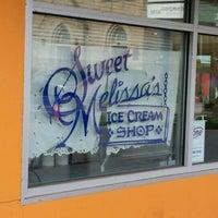 Foto diambil di Sweet Melissa's Ice Cream Shop oleh Will D. pada 7/21/2016